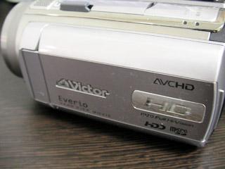 GZ-HD30-S ビクター ビデオカメラ フォーマットする必要がありますと表示される 神奈川県横浜市栄区