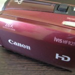 Canon iVIS HF R21 ビデオカメラのデータ復元 埼玉県上尾市