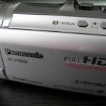 HC-V700M Panasonic ビデオカメラのデータ救出 和歌山県紀の川市
