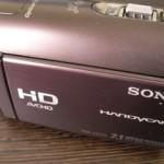 HDR-CX370V ソニー ビデオカメラのデータ救出 熊本県