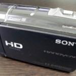 HDR-CX520V ソニー ハンディカムのデータ復旧 福井県坂井市