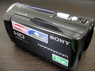 HDR-CX270V ソニー  ハンディカムのデータ復旧