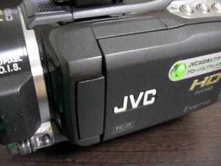 JVC Everio GZ-HM400 ビデオカメラのデータ復旧