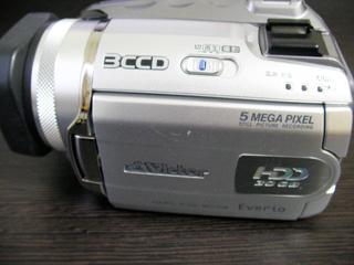 JVC Everio GZ-MG505-S ビデオカメラのデータ復旧