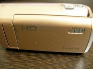 Everio GZ-HM670-N ビデオカメラのデータ復旧