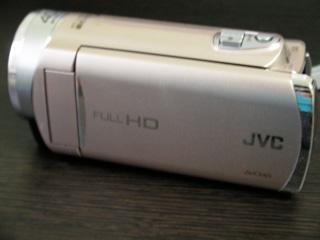 Everio GZ-E117-N ビデオカメラのデータ復旧