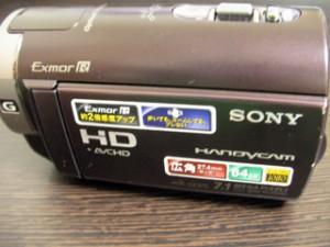 HDR-CX370X ソニー ビデオカメラのデータ復旧