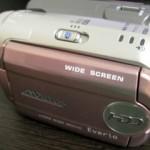 Everio GZ-MG67 ビデオカメラのデータ復旧