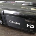 iVis HFS11 Canon ビデオカメラのデータ復旧