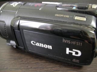 iVis HFS11 Canon ビデオカメラのデータ復旧 東京都練馬区