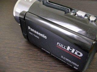 Panasonic HDC-TM90 データ復元に成功 三重県のお客様