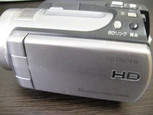DZ-HD90 ビデオカメラ復旧