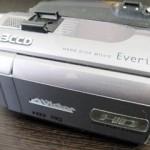 GZ-HD6 Everio Victor データ復元