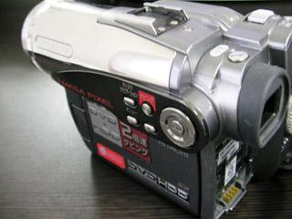 DZ-HS503 全メモリーを誤って消去