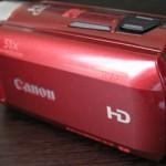 Canon iVIS HF R31 データ復元