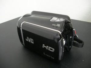 HDDエラー JVC Everio GZ-HD620-B ビデオカメラのデータ復元