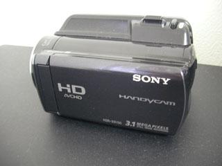 フォーマットエラーのHDR-XR150 SONY ハンディカム データ復元
