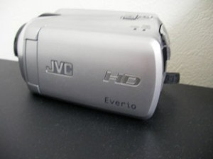 Everio GZ-HD500-S データ復元
