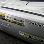 HDR-SR11 SONY ハンディカム データ復元