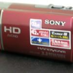 HDR-CX180 ビデオカメラのデータ復旧