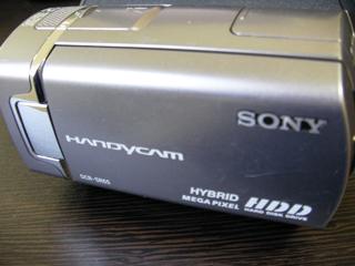 DCR-SR65 SONY ハンディカムのデータ復元