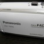 HDC-TM45 パナソニックビデオカメラのデータ復元に成功