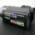 HDR-CX550 ソニービデオカメラのデータ復元