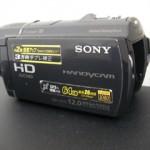 CX-520V ソニービデオカメラのデータ復元に成功