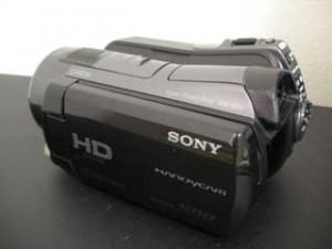 HDR-SR12 ソニーハンディカムの動画がなくなった