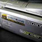 SONY HDR-SR11のデータ救出 液晶画面が壊れて映らない