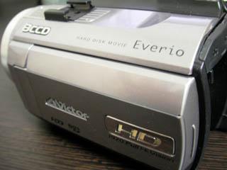 エブリオ GZ-HD5 データ復元
