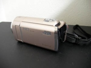 JVC Everio GZ-HM670 復元