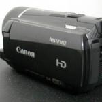 HF M52 Canon iVIS ビデオカメラのデータを全て消した