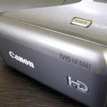 Canon iVIS HF M41 ビデオカメラのデータ復活