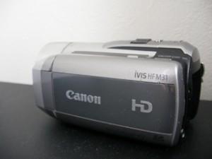 ムービー復元 ビデオカメラ Canon iVIS HF M31