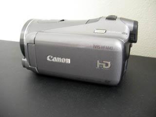 HF M41 Canon iVIS ビデオ動画復元に成功