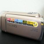GZ-E265-N JVC Everio ビデオカメラのデータ復元