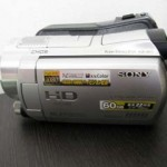 HDR-SR11 ソニービデオカメラのデータ復活