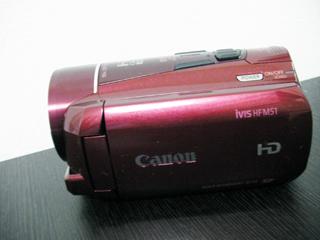 キヤノン iVIS HF M51 復旧