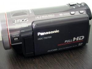 HDC-TM700 Panasonic ビデオカメラのデータ復元 兵庫県