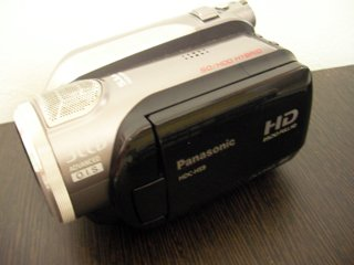 HDC-HS9 Panasonic ビデオカメラのデータ復元 和歌山県