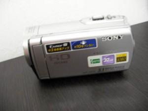 HDR-CX170 SONY ハンディカム データ復元