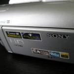HDR-XR350V SONY ビデオカメラのデータ復元 神奈川県横浜市