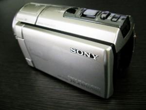 HDR-CX590V ソニービデオカメラのデータ復元 京都府