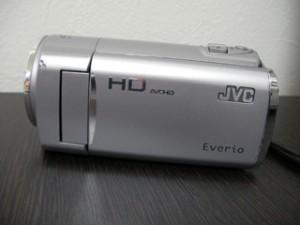 GZ-HM690-S JVC Everio ビデオカメラのデータ復元