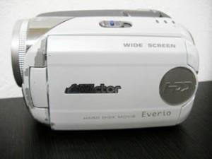 GZ-MG47-W JVC Everio ビデオカメラのデータ復元 北海道