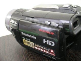 HDC-HS100 Panasonic ビデオカメラのデータ復元 福岡県