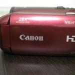 Canon iVIS データ復元 HF R21