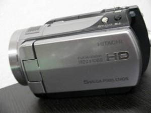 HDC-HS100 Panasonic ビデオカメラHDDエラー データ復元