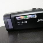 GZ-V590 JVCビデオカメラのデータ復元